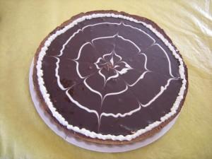 tarta bombón