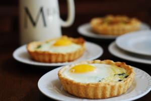 tarta de desayuno